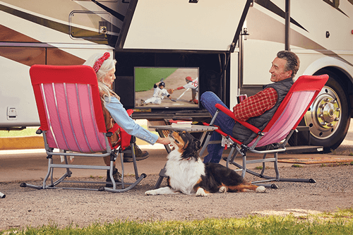 Watch DISH TV Outdoors in the RV- NATCHEZ, MS - Bluff City Satellites - DISH Authorized Retailer