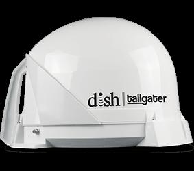 The Tailgater - Outdoor TV - NATCHEZ, MS - Bluff City Satellites - DISH Authorized Retailer